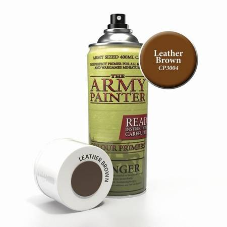 Leather Brown Spray